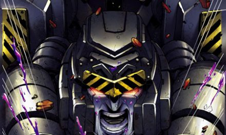 Transformers IDW: 01 Megatron Origin