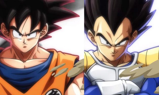Goku y Vegeta Normales llegan a Dragon ball FighterZ