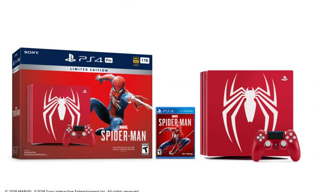 Edición Limitada de Marvel's Spider-Man PS4 Pro llegará a Chile