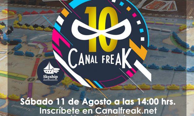 Concilio Aniversario Canal Freak