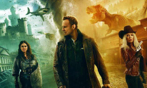 El estreno de 'El último Sharknado' por SyFy