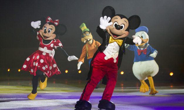 Mas Funciones en Disney On Ice