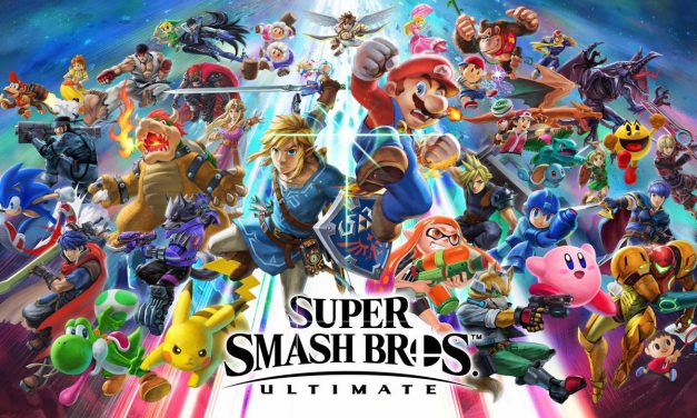 Super Smash Bros.Ultimate estará disponible para jugar en Festi Game 2018