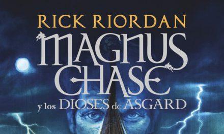 [Reseña-Libro] Magnus Chase 3: El Barco de los Muertos