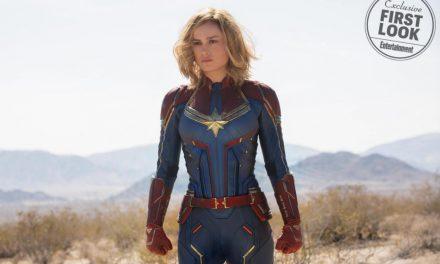 Ya está aquí el Trailer Oficial de Capitana Marvel