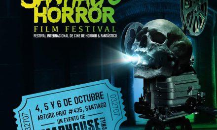 Santiago Horror Film Festival: una apertura internacional al cine horror y fantástico