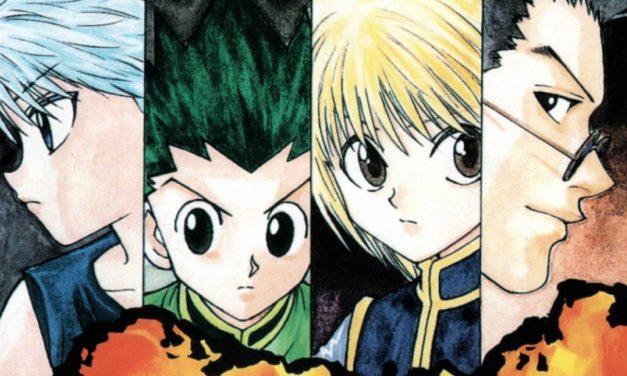 El regreso del manga de Hunter x Hunter