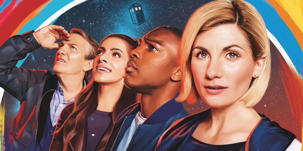 Doctor Who ya tiene fecha de estreno
