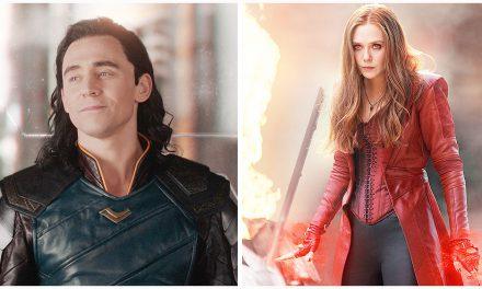 Disney prepara series de Loki y Scarlet Witch