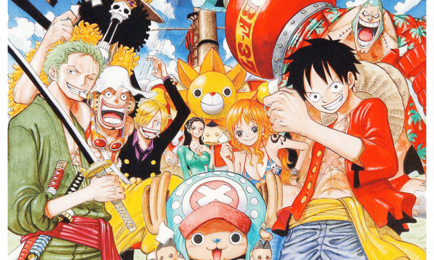 Un pequeño vistazo a 'One Piece World Seeker'