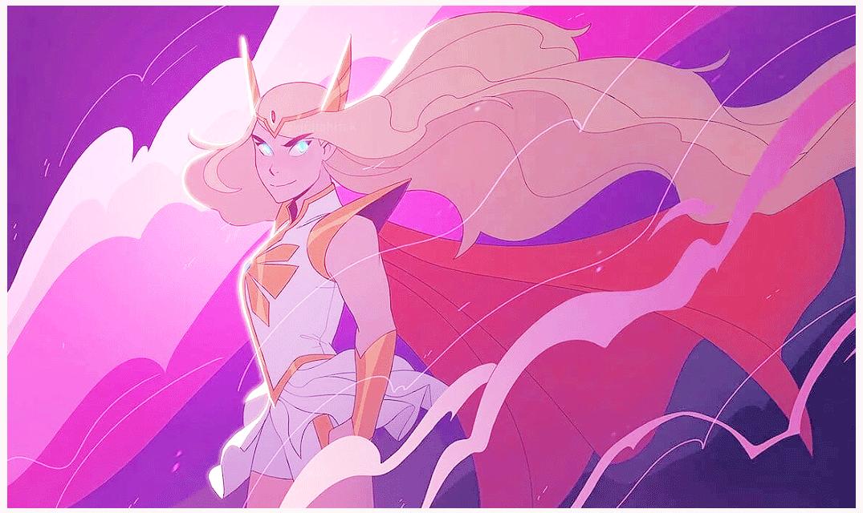 El hermoso teaser de She-ra and the Princesses of Power