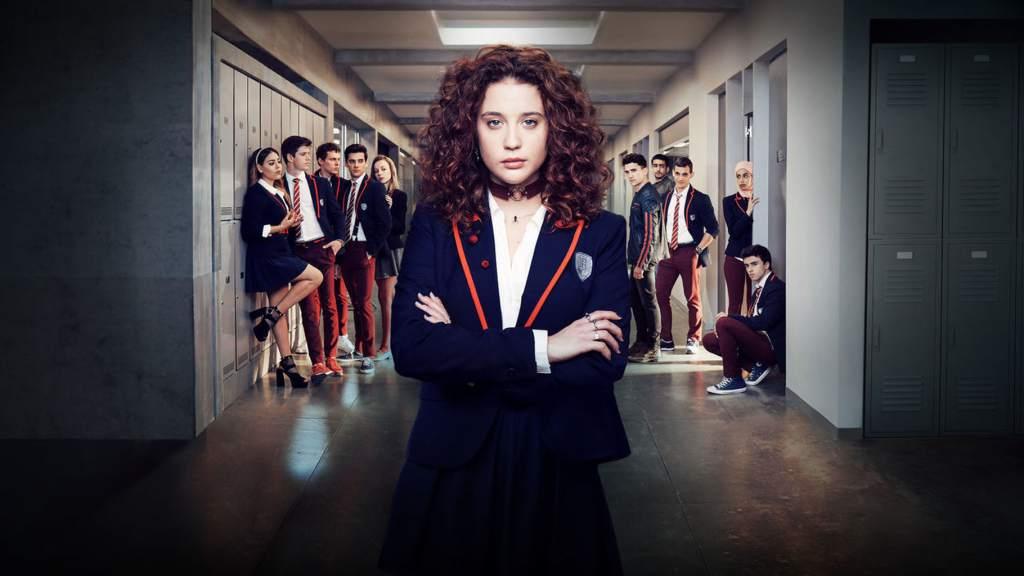 [Reseña] Élite: una muy buena telenovela adolescente
