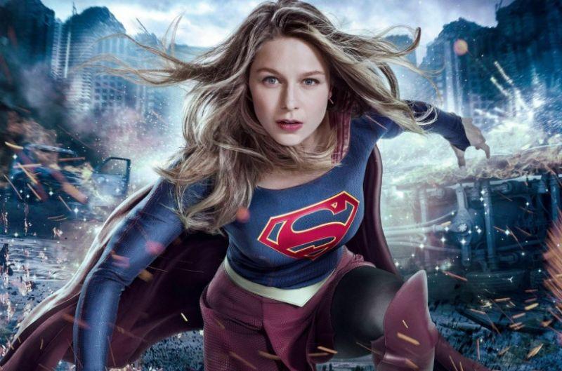 La presentación del Agent of Liberty en el tráiler de Supergirl