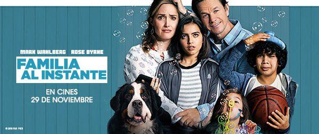 """[Reseña] """"Familia al Instante"""": Divertida comedia sobre la adopción y familia"""