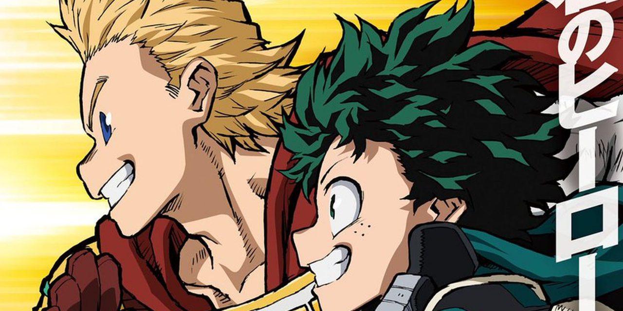¿Listos para lo que viene? El tráiler de la cuarta temporada de Boku No Hero Academia