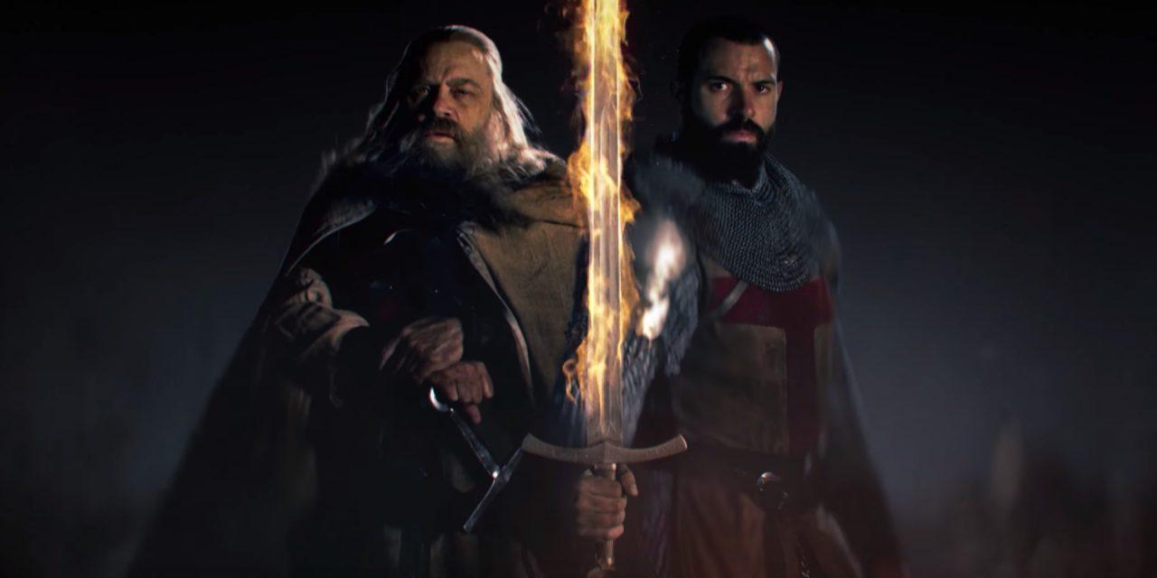 La llegada de Mark Hamill a Knightfall ya tiene fecha de estreno