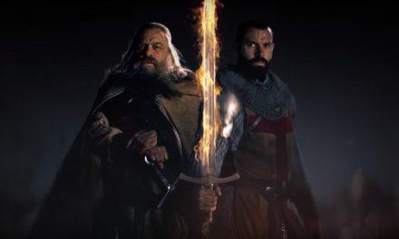 El teaser de Knightfall con Mark Hamill