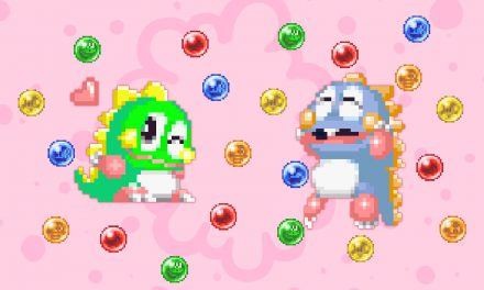 Nintendo Switch trae de regreso a Bubble Bobble